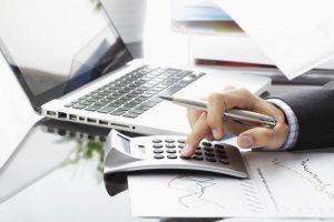 Crunching numbers, Advantage One Accountants